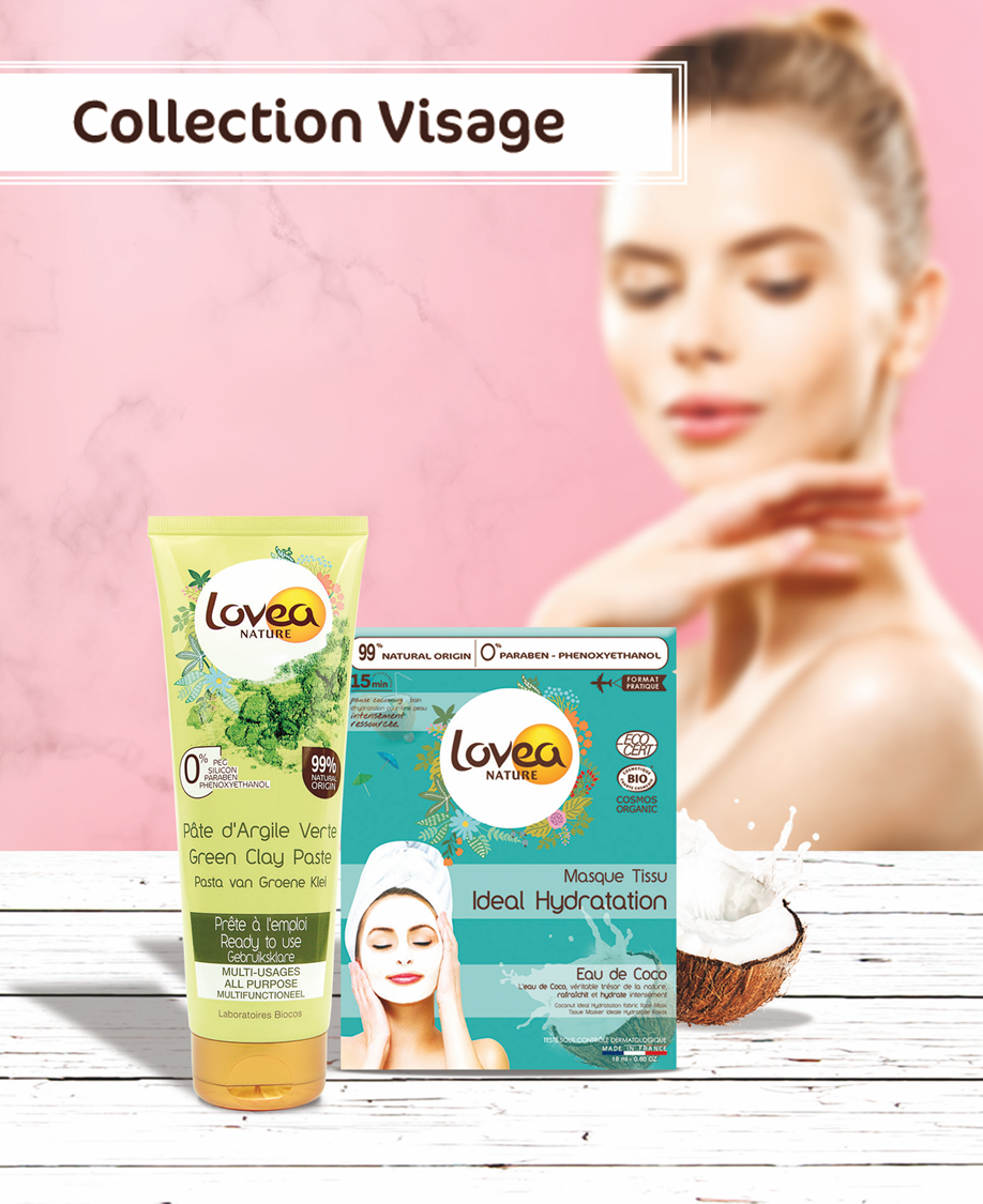 Collection Visage