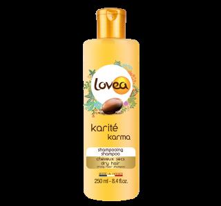 Lovea shampooing karité karma