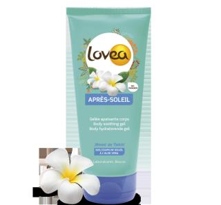 LOVEA Gelée Apaisante SOS coups de soleil à l'Aloe Vera 200 ml 6.76 fl oz