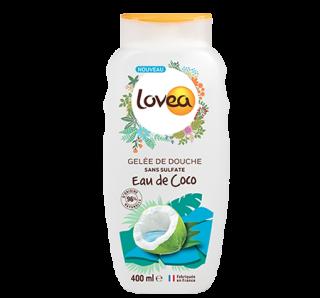 Gelée de Douche Eau de Coco 400 ml