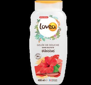 Gelée de Douche Hibiscus 400 ml