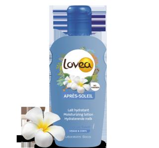 LOVEA Lait Après-soleil au Monoï de Tahiti 200 ml - 6.76 fl.oz.