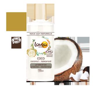 Huile de Coco Protectrice Certifiée Bio* 100 ml