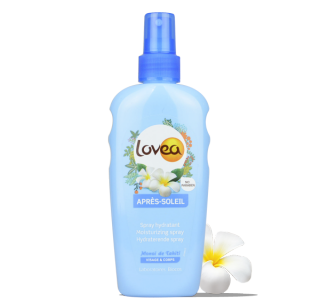 LOVEA Spray Après-soleil au Monoï de Tahiti 200 ml (6.76 fl oz)