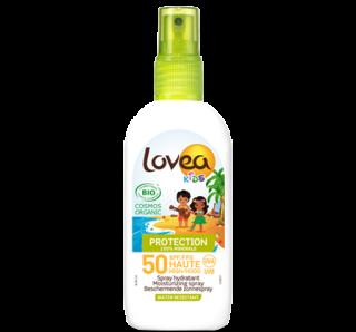 LOVEA Spray KIDS SPF 50 Disney certifié BIO 100 ml - 3.38 fl.oz.