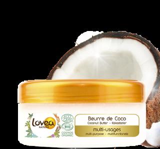 Beurre de Coco Multi-usages Certifié Bio* 150 ml
