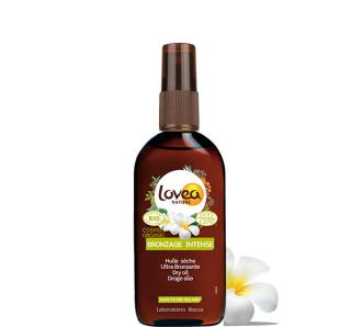 LOVEA Spray Huile Sèche sans filtre certifié BIO 125 ml - 4.22 fl.oz