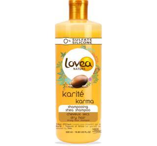 Shampooing Karité Karma Cheveux Secs 500 ml