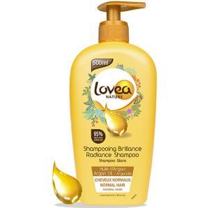 Shampooing cheveux normaux à l'argan 500 ml