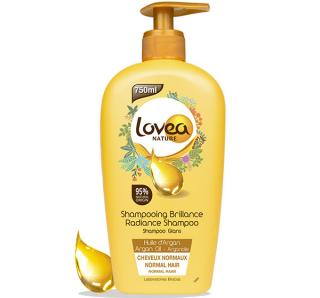 Shampooing argan cheveux normaux 750 ml