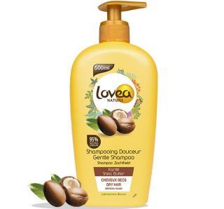 Shampooing cheveux secs karité