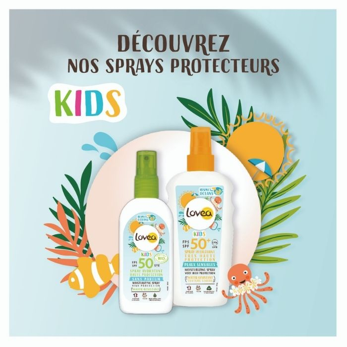 Spray enfants